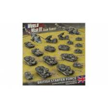 World War III: Team Yankee British Starter Force