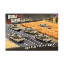 World War III: Team Yankee M1A1 Abrams Tank Platoon