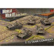 World War III: Team Yankee T-72 Tankovy Company