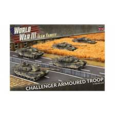 World War III: Team Yankee Challenger Armoured Troop