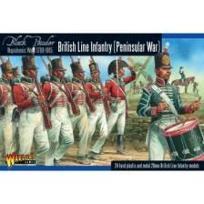 Black Powder British Line Infantry (Peninsular) (24)