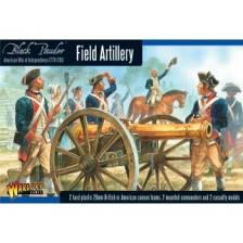 Black Powder Field Artillery and Army Commanders