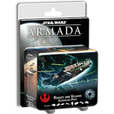 Star Wars: Armada - Rogues and Villains Expansion Pack