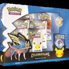 Pokémon - Celebrations Deluxe Pin Box