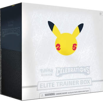 Pokémon - Celebrations Elite Trainer Box