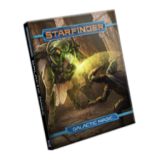 Starfinder RPG: Galactic Magic