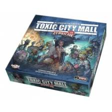 Zombicide: Toxic City Mall 4 Double Side