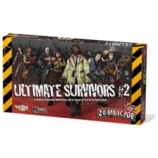 Zombicide: Ultimate Survivors #2 Expansion