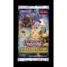 YGO - The Grand Creators - Booster Display (24 Packs)