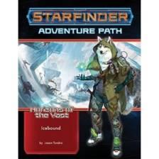 Starfinder Adventure Path #43: Icebound (Horizons of the Vast 4 of 6)