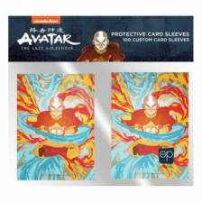 Avatar The Last Airbender Card Sleeves (100 Sleeves)