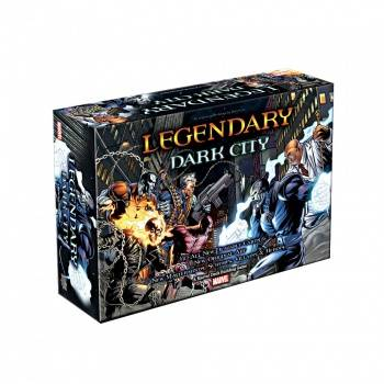 Legendary: A Marvel Deck Building Game - Dark City Expansion
