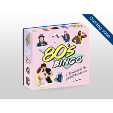 80's Bingo