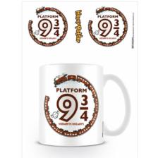 Harry Potter (Chibi Platform 9 3/4) Mug