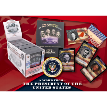A Word From... The President of the United States Display (10ct)