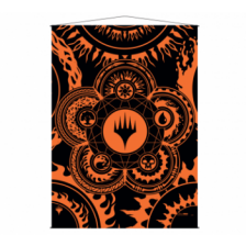 UP - WallScroll for Magic: The Gathering Mana 7 Color Wheel