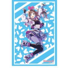 Bushiroad Sleeve Collection HG Vol.3027 Kizuna AI 5th Birthday Live A.I.Party 2021 ver. (75 Sleeves)