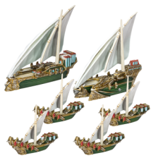 Armada - Elf Booster Fleet