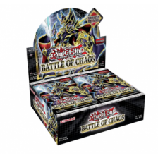 YGO - Battle Of Chaos - Booster Display (24 Packs)