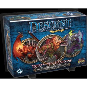 Descent 2nd Ed: Treaty of Champions