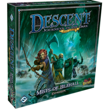 Descent 2nd Ed: Mists of Bilehall Campaign Expansion