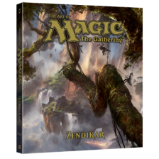 MTG - The Art of Magic: The Gathering - Zendikar