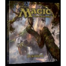 MTG - The Art of Magic: The Gathering - Zendikar