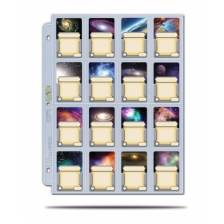 UP - Platinum 16-Pocket Pages Display (100 Pages)