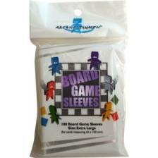 Board Games Sleeves - Extra Large (65x100mm) - (100 Sleeves)
