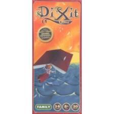 Dixit - Exp. 2: Quest