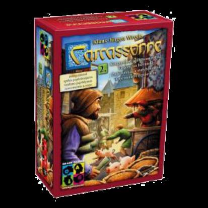 Carcassonne - Traders & Builders (eesti)