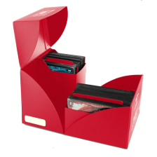 Ultimate Guard Twin Deck Case 160+ Red