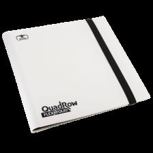 Ultimate Guard 12-Pocket QuadRow FlexXfolio White