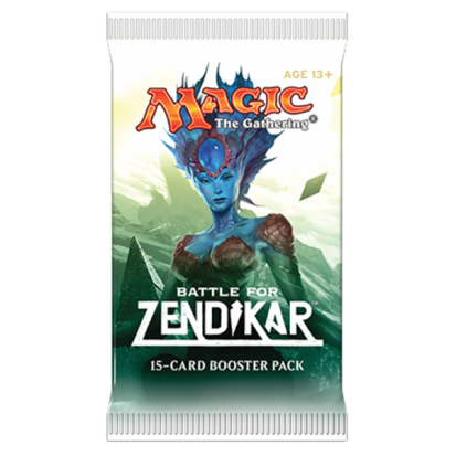 Booster - Battle for Zendikar
