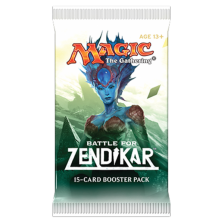 Booster - Battle for Zendikar