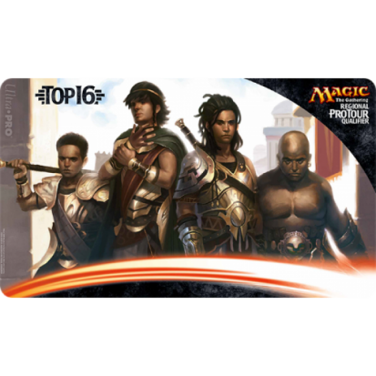 PlayMat - RPTQ top16 Origins