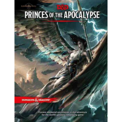 Dungeons & Dragons - Elemental Evil: Princes of the Apocalypse Adventure