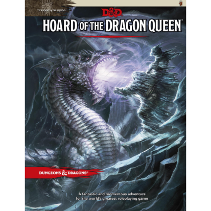 Dungeons & Dragons - Tyranny of Dragons: Hoard of the Dragon Queen