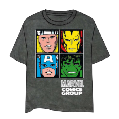 Marvel Comics Group T-Shirt - Size M
