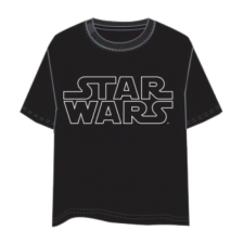 Star Wars Logo T-Shirt - Size XL