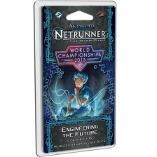 Android: Netrunner - World Championships 2015: Engineering the Future