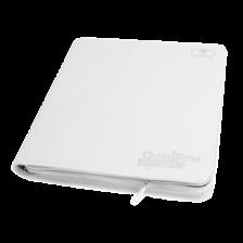 Ultimate Guard 12-Pocket QuadRow ZipFolio XenoSkin White