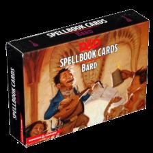 D&D Spellbook Cards - Bard (120 Cards)