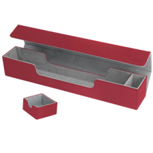 Ultimate Guard Flip´n´Tray Mat Case XenoSkin™ Red