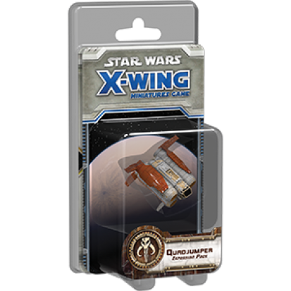 Star Wars: X-Wing Miniatures Game – Quadjumper Expansion Pack