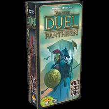 Pantheon: 7 Wonders Duel expansion