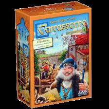 Carcassonne: Expansion 5 – Abbey & Mayor