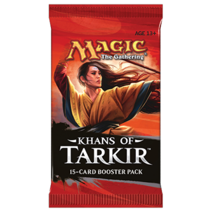 Booster - Khans of Tarkir