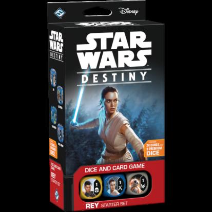 Star Wars: Destiny – Rey Starter Set