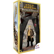 Colt Express: Marshal & Prisoners
